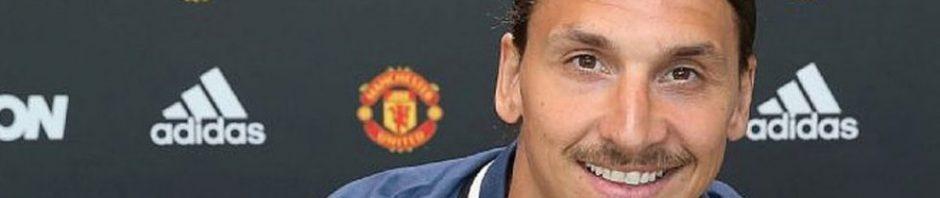 Zlatans första tid i Premier League